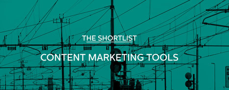 The Shortlist of Content Marketing Tools | MarketingHits | Scoop.it