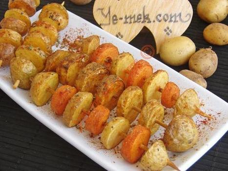 Çubukta Taze Patates Kızartması Tarifi (Resimli Anlatım)   Kolay ve Pratik Resimli Yemek Tarifleri   Göbeğim   Resimli Yemek Tarifleri   Scoop.it