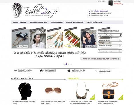 Témoignage de Corinne de la Boutique Bulle2co | WebZine E-Commerce &  E-Marketing - Alexandre Kuhn | Scoop.it