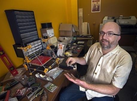 Hackerspaces go viral as community-operated workshops spread across Canada - Calgary Herald | makerspaces | Scoop.it