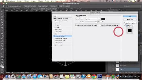Comment reproduire le motif géométrique 3D de Stromae sur Photoshop | Time to Learn | Scoop.it