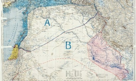 From Churchill to Assad - Jerusalem Post | Cartography | Scoop.it