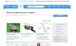 Crowd-Sourcing Citizen Science, Ideas And Innovation | Citizen Science in Action | Scoop.it