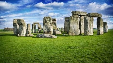 GB : Les mégalithes de Stonehenge 'sonnent-ils' comme des gongs ? | World Neolithic | Scoop.it