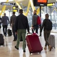 Madrid - Barajas, el aeropuerto español que más crece en número de viajeros | Geografia de España | Scoop.it