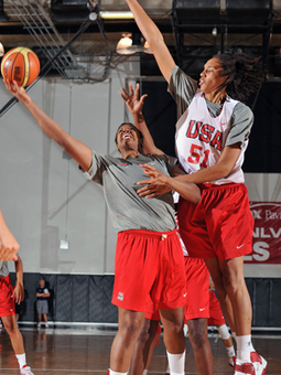 USA Basketball: Brittney Griner | McMaster- Brittney Griner | Scoop.it
