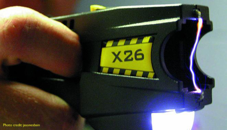 Tasers inquiry 'urgently needed' say researchers | ESRC press coverage | Scoop.it