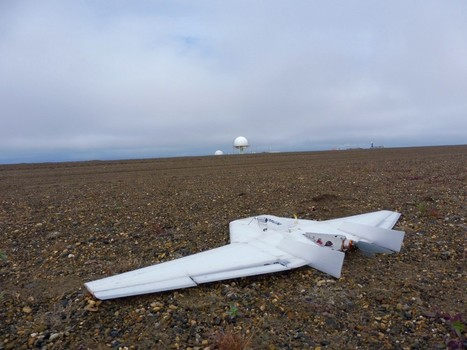 Why Scientists Are Banking on Drones for Tracking Coastal Climate Research — Pacific Standard   drones   Scoop.it