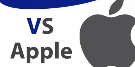 Google, l'invité surprise du procès Apple contre Samsung | mes nouvelles technologies | Scoop.it