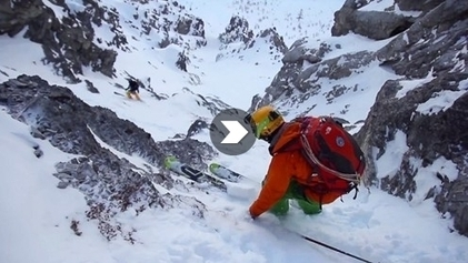 These Skiers' First Descent Was Really Cool, Their Film Is Freaking Amazing | Watch Your Step, Ep. 1 | En vidéos | Scoop.it