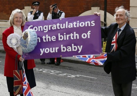 Royal Baby Grabs over 1 Million Facebook Mentions in One Hour | Back Chat | Scoop.it