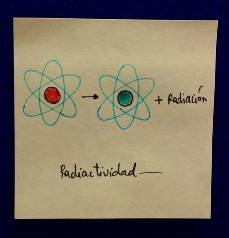 Una docena de nociones sobre la radiactividad - una docena de | Ciencia para todos los públicos | Scoop.it