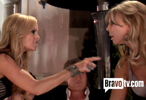 Real Housewives: The Five Worst Friendship Break-Ups in Franchise History | TVFiends Daily | Scoop.it