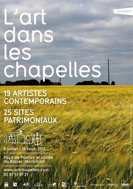 L'art dans les chapelles. Tourisme de découverte du mélange contemporain et patrimoine religieux en bretagne | Bijoux Celtiques & Bretons KELT | Scoop.it