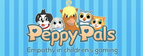Peppy Pals | EQ Games for Kids on AppStore, Amazon, Android | instructional specialist | Scoop.it