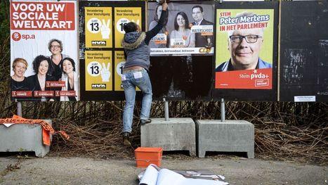 Baromètre politique: la N-VA solide, le PTB-GO conquérant - RTBF Belgique | News | Scoop.it