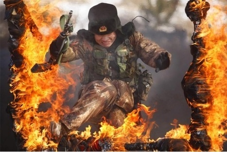 10 of the Craziest Military Training Exercises - ODDEE | enjoy yourself | Scoop.it