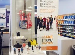 Staples Begins Offering 3D Printing Service In Stores - 3DPrint.com | Competitive Edge | Scoop.it