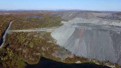 #COP21 : En #Norvège, la mine de fer qui tue le fjord - France Info #Kirkenes | Arctique et Antarctique | Scoop.it