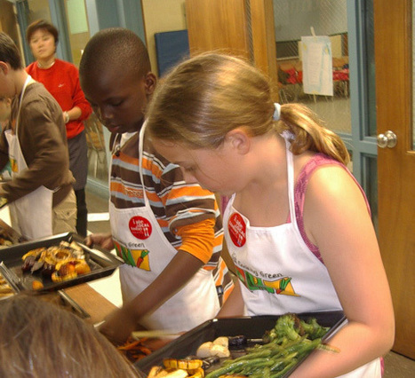 Teaching children to cook found pivotal in their ability to make healthy food choices | Health & Nutrition | Scoop.it