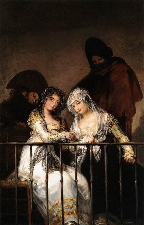 Life and Paintings of Francisco Goya (1746 - 1828) | the black paintings | Scoop.it