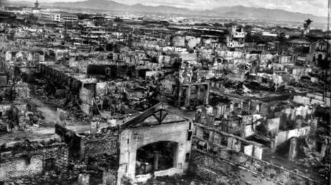 Manila, la víctima olvidada de la Segunda Guerra Mundial   Antonio UMH   Scoop.it