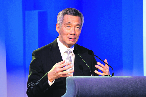 PM Lee confident in the future of Asia | SG | Scoop.it