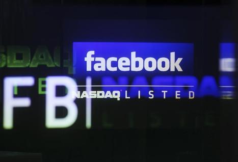 Facebook, la volatilità del prezzo e i lockup che incombono | InTime - Social Media Magazine | Scoop.it