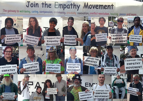 The Empathy Movement Magazine: Front Page | Empathy and Compassion | Scoop.it