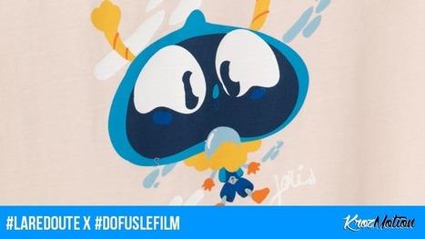 #DOFUSLEFILM : Une collection de t-shirt Dofus chez La Redoute | Krozmotion | Scoop.it