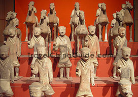 Chinese Han Dynasty: Emperors, Achievements | Dragonkeeper | Scoop.it
