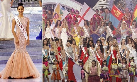 Miss Philippines wins Miss World competition at glamorous event in Indonesia despite Islamist threats to disrupt competition | World News | Scoop.it