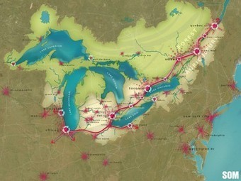 SOM Architects Call for a 100 Year Vision for the Great Lakes | Vertical Farm - Food Factory | Scoop.it