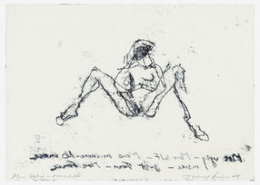 More Ugly-More Self, Tracey Emin   Artspace.com   Matric Art Research Project   Scoop.it