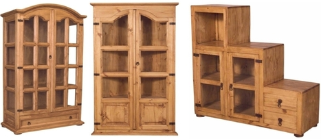 Pick From Various Rustic Furniture Broadly Reachable Today | Mexican Furniture & Decor | Scoop.it