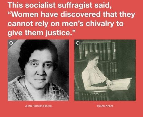 Beyond Susan B. Anthony: A Suffrage Quiz   Fabulous Feminism   Scoop.it