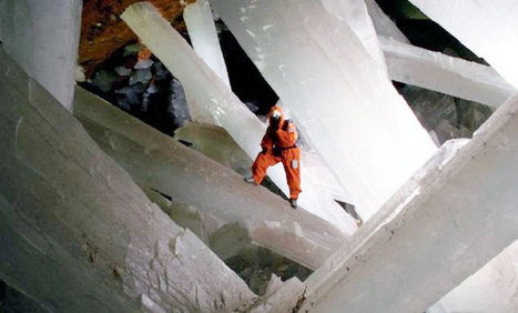 La Cueva de los Cristales   Medio ambiente   Scoop.it