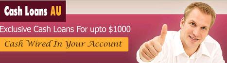 Cash Loans- Perfect for your cash loans financial demands | Cash Loans | Scoop.it