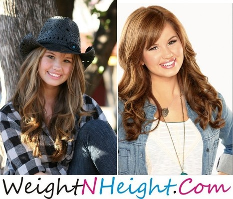 Debby Ryan Height Weight Bra Size Age Body Measurements