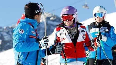 Alpine Skiing - World champion Worley injured in Courchevel - Yahoo Eurosport UK | courchevel | Scoop.it