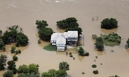 Global warming intensified the record #floods in #Texas #Oklahoma study John Abraham | Messenger for mother Earth | Scoop.it