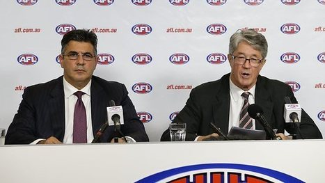 AFL adds hair-testing as part of its war against drugs in sport | PED | Scoop.it