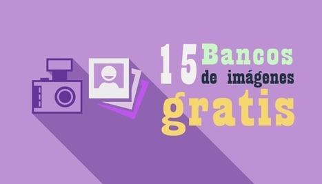 Los 15 mejores bancos de imágenes gratis | Innovación,Tecnología y Redes sociales | Scoop.it