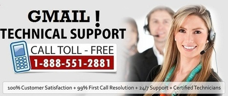 Help for Gmail problems through advanced service   Gmail,Hotmail,Yahoo Tech Support Number - 1-888-551-2881   Scoop.it
