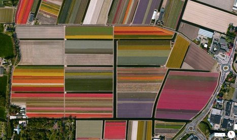 30 Striking Satellite Images That Will Change The Way You See The Earth | Geography education in Australia | Scoop.it
