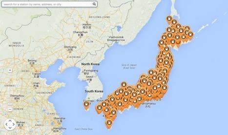 Le #Japon a désormais plus de stations de recharge #électrique que de stations essence | What makes Japan unique | Scoop.it