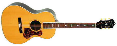 Recording King Introduces Greenwich Village 13-Fret Acoustic Guitar | Guitar World | Around the Music world | Scoop.it