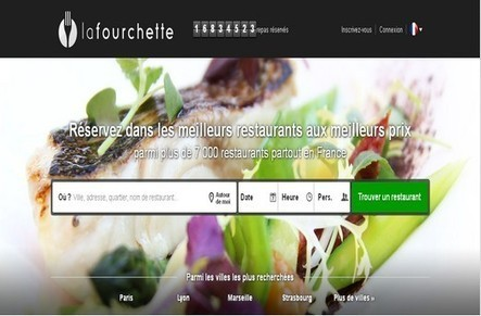 TripAdvisor va racheter LaFourchette | Travel Innovation | Scoop.it