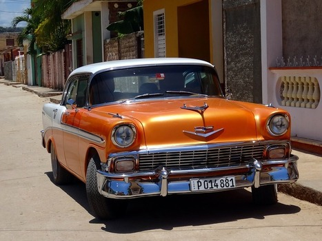 Caribbean Time Capsule - a look at Cuba | enjoy yourself | Scoop.it