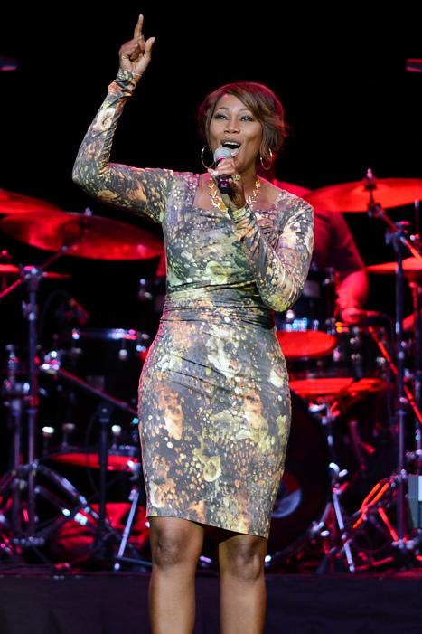 Yolanda Adams, CeCe Winans Join GRAMMY Salute To Whitney Houston   Share Some Love Today   Scoop.it